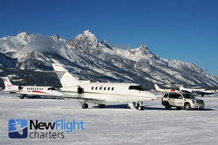 Jackson Hole Hawker Private Jet Charter PS 314x209