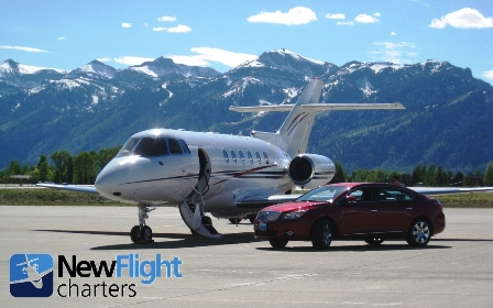 Private Jet Charter Review