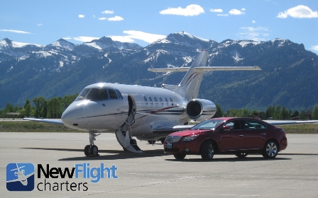 Private Jet Charter Review 2