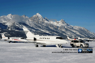 Jackson Hole Hawker Private Jet Charter-facebook2